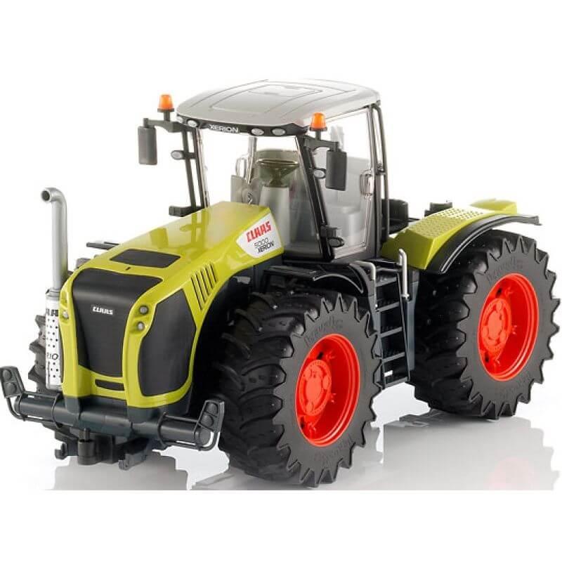Köp Bruder Claas XERION 5000 Traktor 03015 - Leksakscity.se