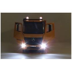 Lastbil Dumper 1:20 Mercedes Arocs 2,4Ghz