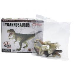 Dinosaurie T-REX med 23 delar 14,5 cm