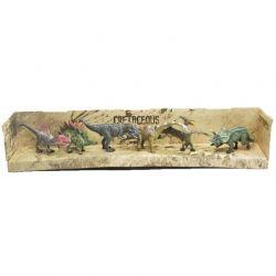 Dinosaurier 6 st. 14 cm