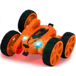 RC Bil Mover Stunt Car 4WD 2,4G Li-Ion Light - 2,4 GHz