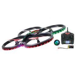 Flyscout AHP+ Quadrocopt.Comp-LED-Camera Jamara - 2,4Ghz