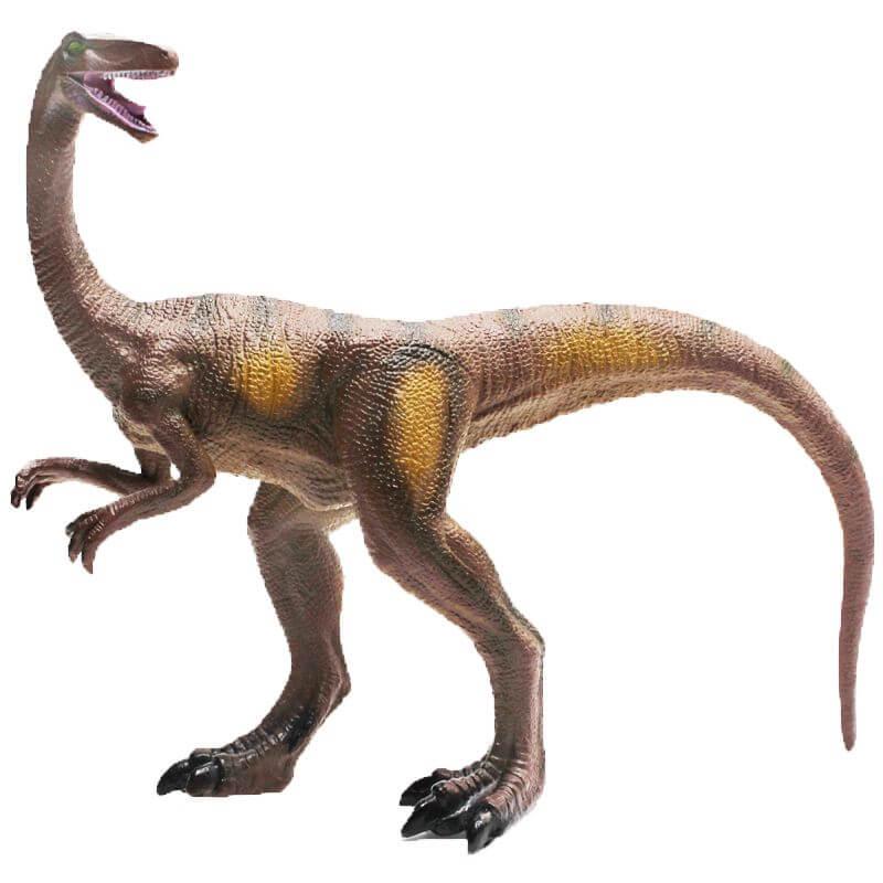 Dinosaurie Compsognathus 20 Cm Leksakscityse