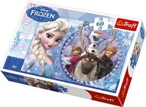 Läs mer om Friends from Frozen land 60 bitar pussel