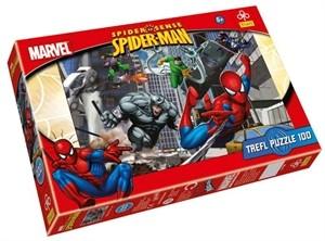 Läs mer om Spiderman 100 bitar pussel