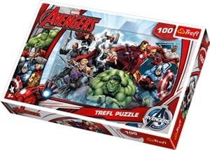 Läs mer om The Avengers 100 bitar pussel