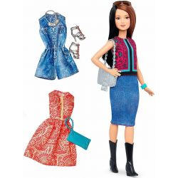 Barbie Fashionistas 41 Pretty In Paisley DTF04