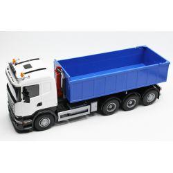 Emek Scania R730 Tridem lastväxlare