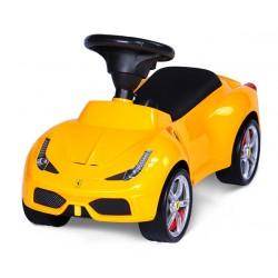 Ferrari 458 Sparkbil, Gul