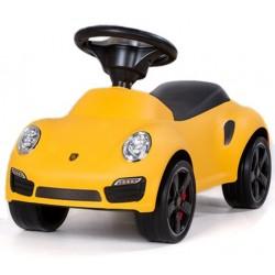 Porsche 911 Sparkbil, Gul