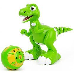 IR-Styrd Smart Dinosaur Robot Grön
