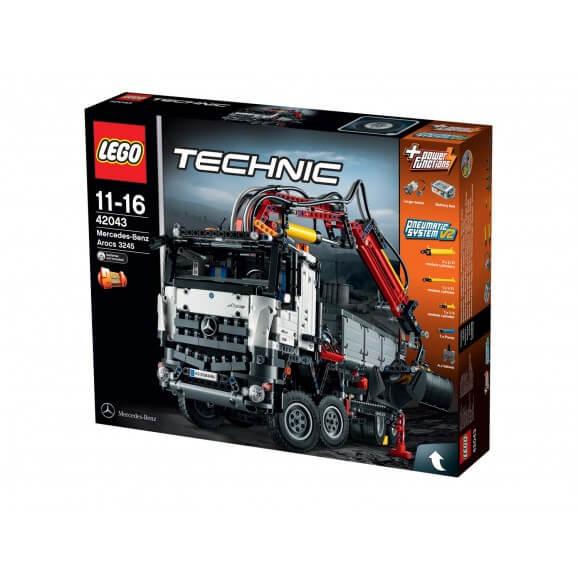 LEGO Mercedes-Benz Arocs 3245 V29 42043