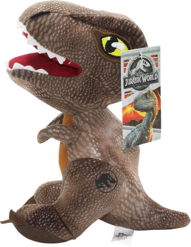 Jurassic World Gosedjur T-Rex Brun Dinosaurie - 22 cm