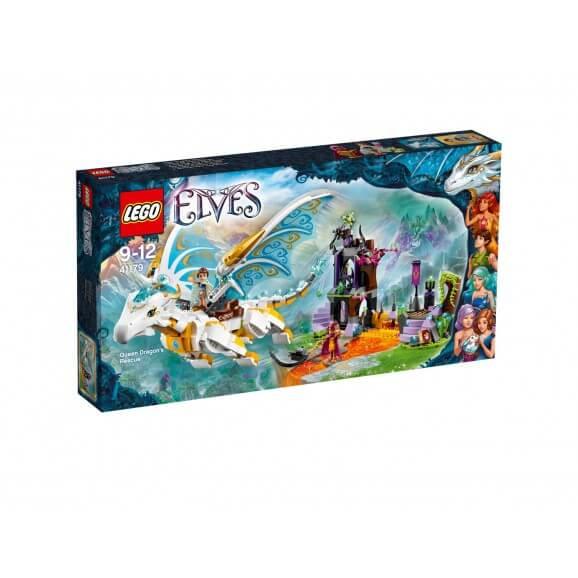 LEGO Drottningdrakens räddning V29 41179