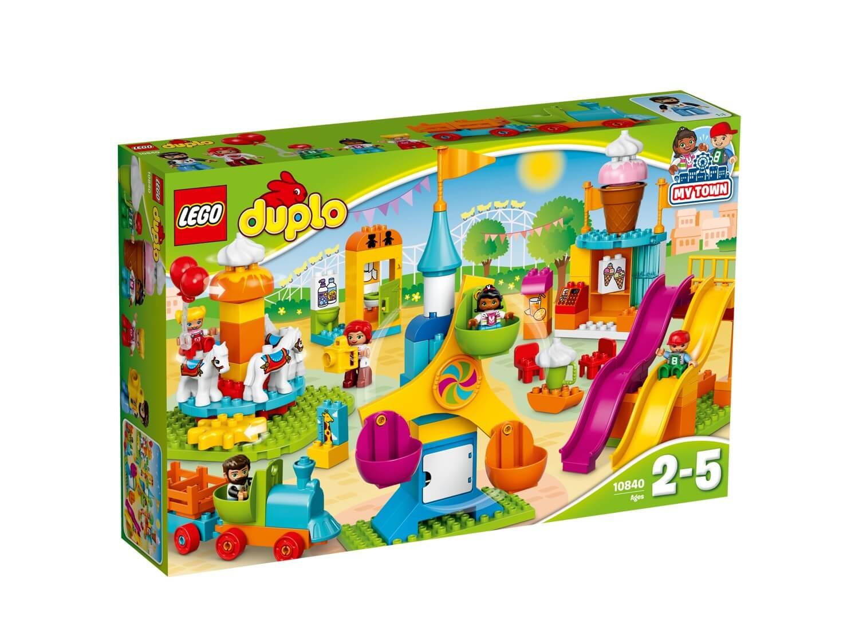Läs mer om LEGO Duplo 10840 Stort Tivoli