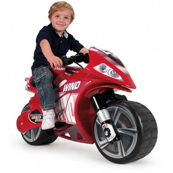 Motorcykel Wind 6V