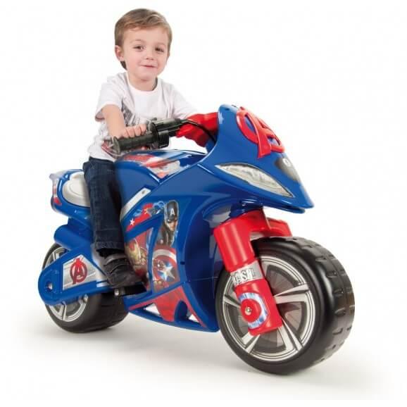 EL - Motorcykel Avengers 6V