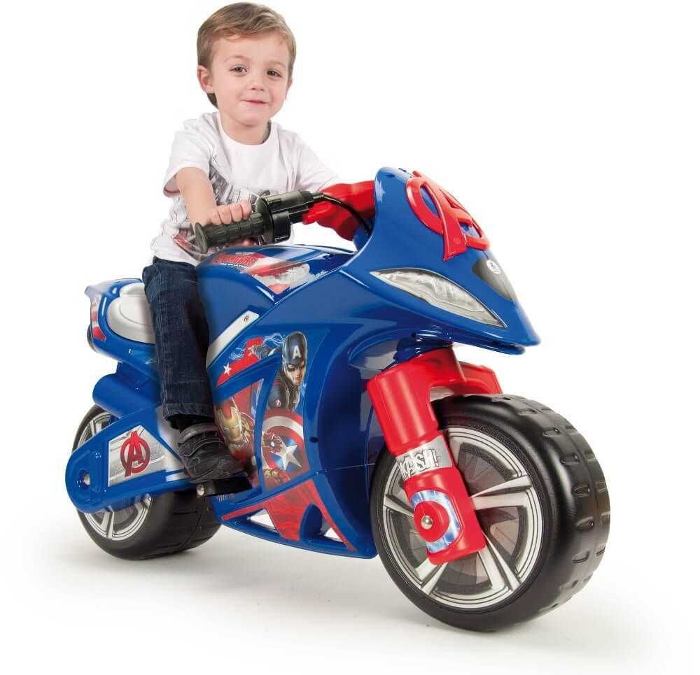 Läs mer om EL - Motorcykel Avengers 6V