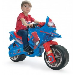 Elmotorcykel Claws Ultimate Spiderman 6V
