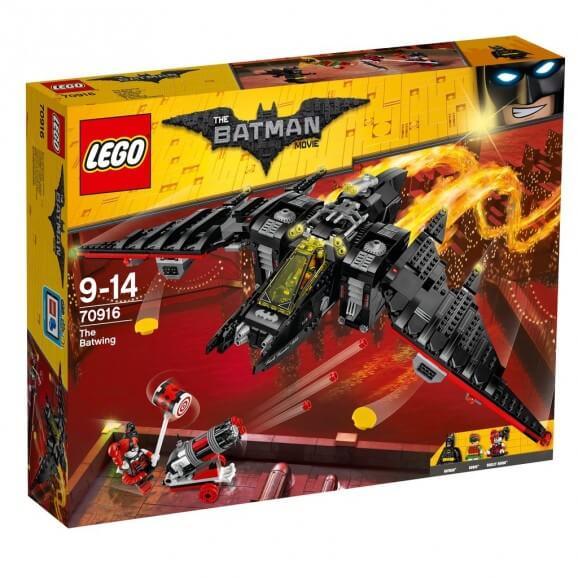 LEGO Batwing V29 70916