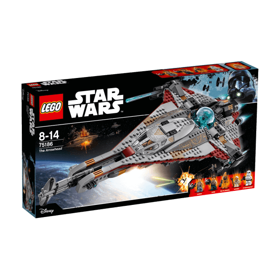 LEGO The Arrowhead V29 75186