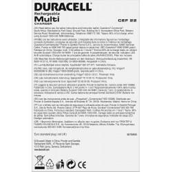 AA och AAA, Batteriladdare Duracell, ladda på 15 minuter