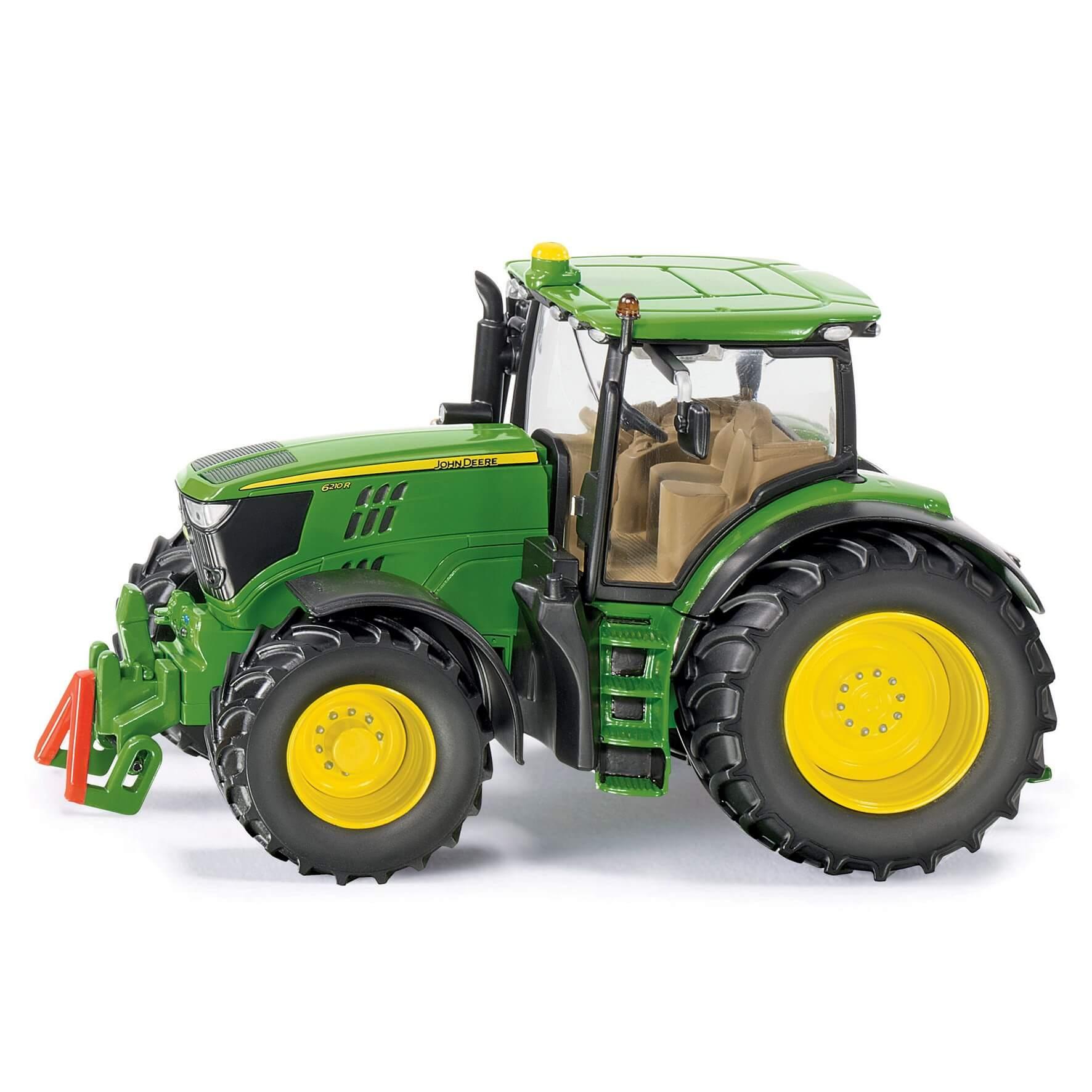 Läs mer om Traktor JOHN DEERE 6210R TR 1:32
