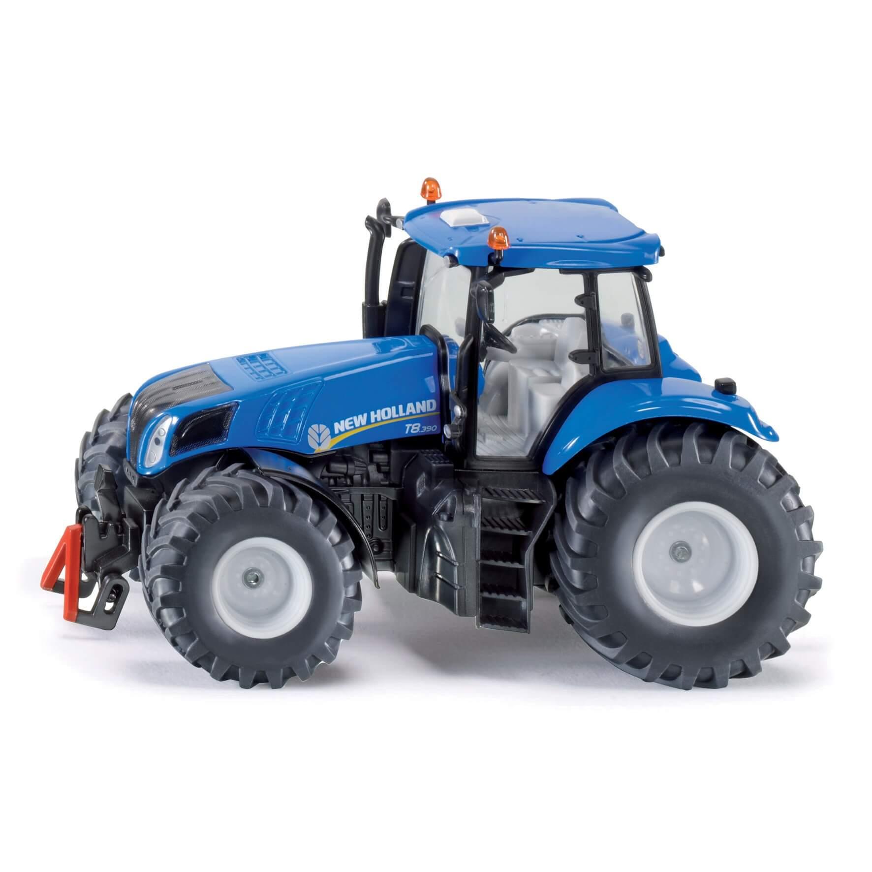 Läs mer om Traktor New Holland T8 390. 1:32