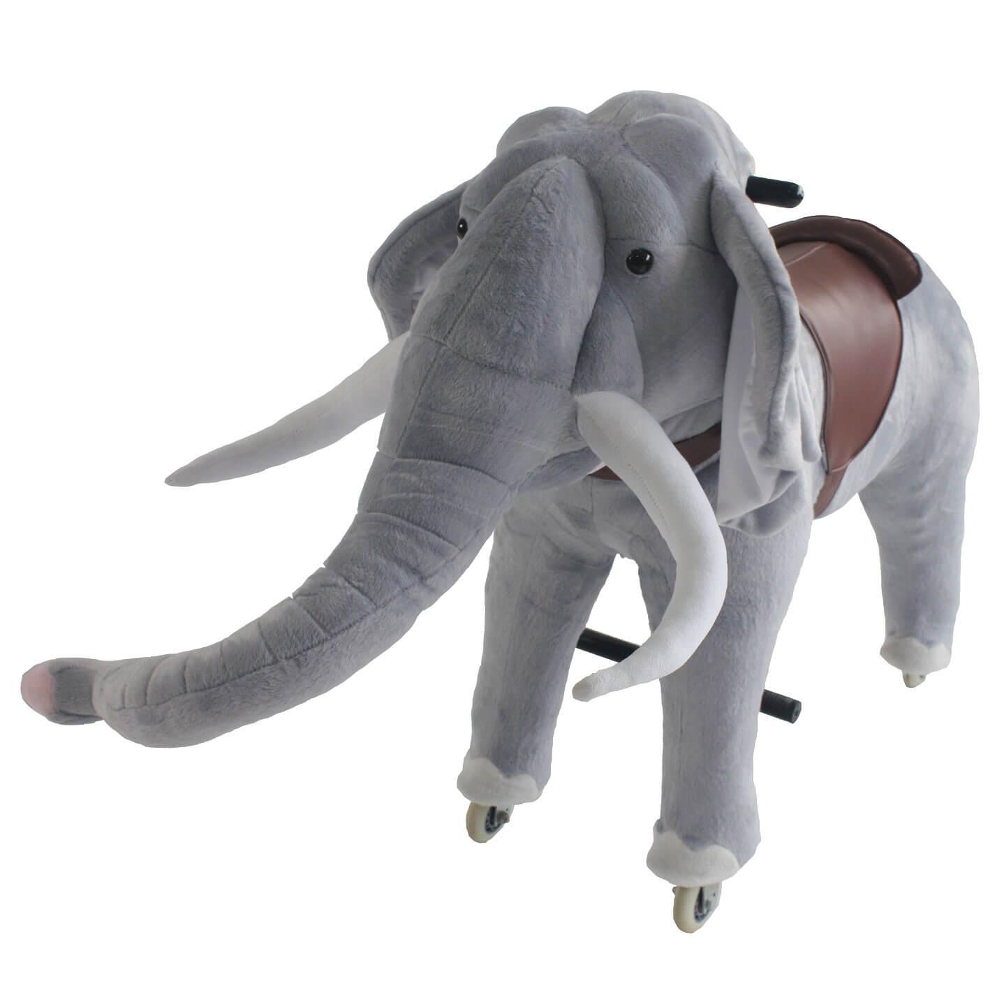 Läs mer om Elefanten Dumbo. Höjd 85 cm.