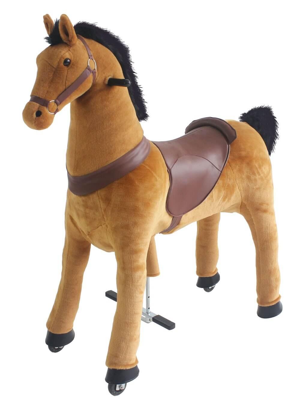 Läs mer om Hästen Buttercup. Höjd 85 cm.
