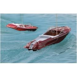 Radiostyrd Båt Venedig för barn