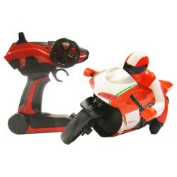 Taiyo Radiostyrd Motorcykel City Racer 1:18