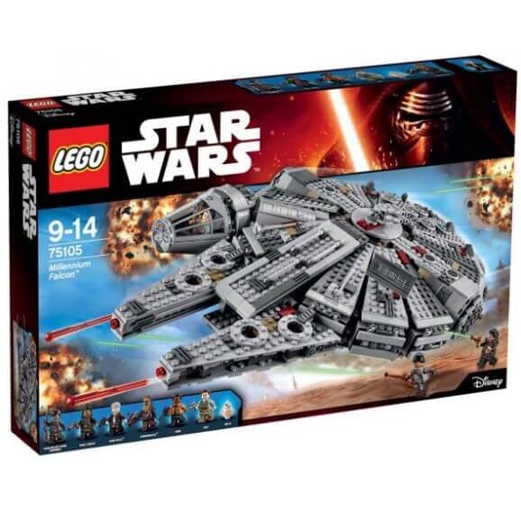 LEGO Star Wars 75105 Millennium Falcon™