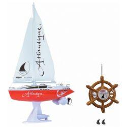 Radiostyrd Seglingsbåt Atlantic