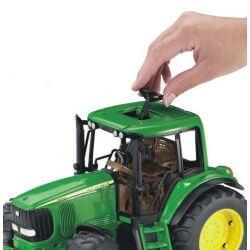 Bruder Ratt till Bruder Traktorer 45001