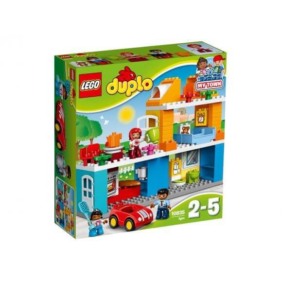 LEGO Duplo 10835 Familjens hus