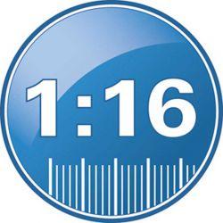 Släpkärra till Radiostyrd Traktor Fendt 1050 Vario 1:16