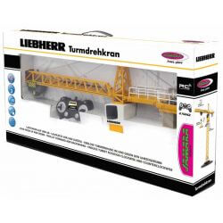 Radiostyrd Lyftkran Liebherr 1:20 - 2,4 GHz