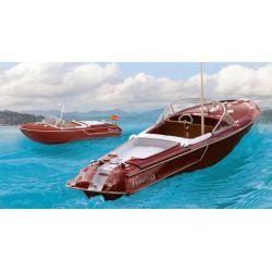 Radiostyrd Båt Venezia Venedig Jamara