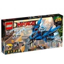 LEGO Ninjago 70614 Blixtjet