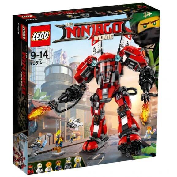 LEGO Ninjago 70615 Eldrobot