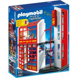 Playmobil Brandstation 5361
