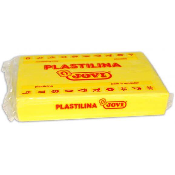 Ljusgul, Plastilina 350 gram