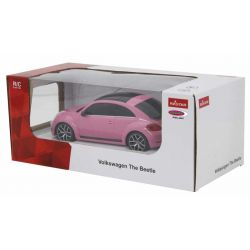 Radiostyrd Bil VW Volkswagen Beetle 1:24 - 27 MHz