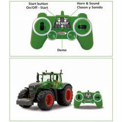 Traktor Fendt 1050 Vario 1:16