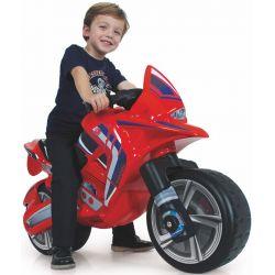 Sparkmotorcykel Hawk Injusa