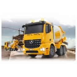 Lastbil Concrete Mixer1:20 Mercedes Arocs 2,4Ghz