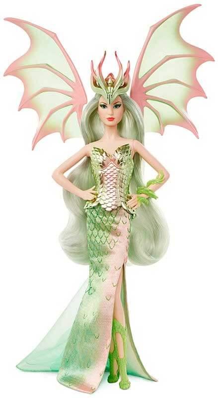 Barbie Docka Dragon Empress Mythical Muse