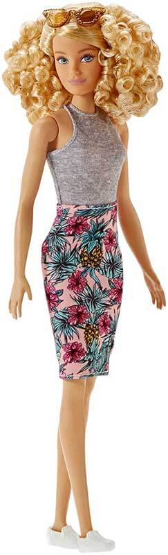 Barbie Fashionistas Pineapple Pop