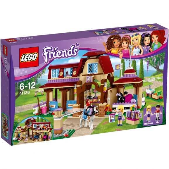 LEGO Friends 41126 Heartlakes ridklubb
